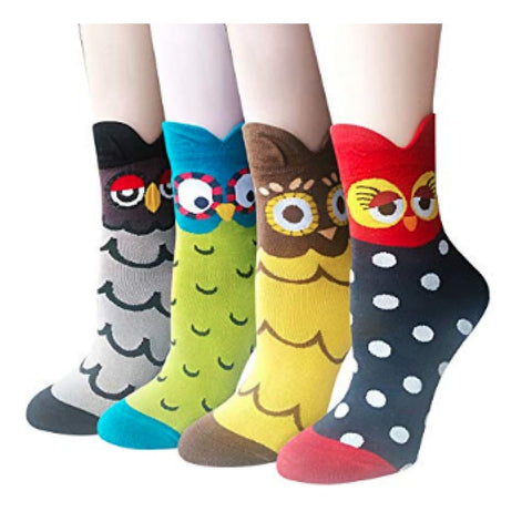 Cute Pet Socks (4ct)