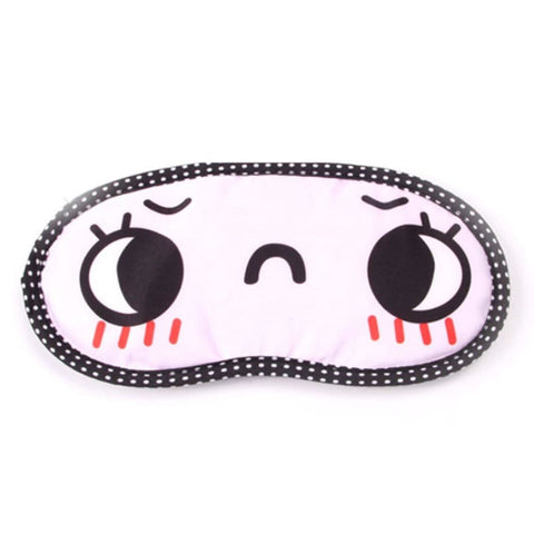 Image of Funny Sleeping Eye Mask (6pc)