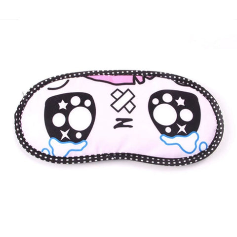 Funny Sleeping Eye Mask (6pc)