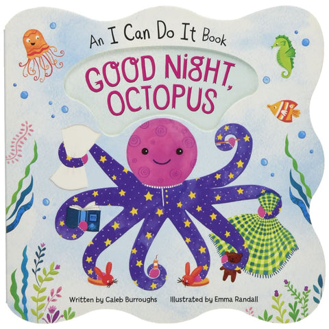 Good Night Octopus Bedtime Story