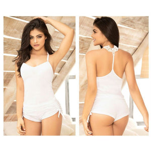 Two Piece Short Sleepwear Set
