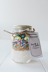 Easter Funfetti Cookies - Mini Size