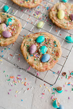 Load image into Gallery viewer, Easter Funfetti Cookies - Mini Size