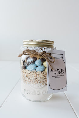 Mini Egg Chocolate Chip - Mini Size