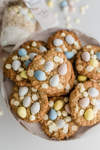 Mini Egg with White Chocolate Chip - Regular Size
