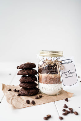 Cafe Mocha Cookies - Mini Size
