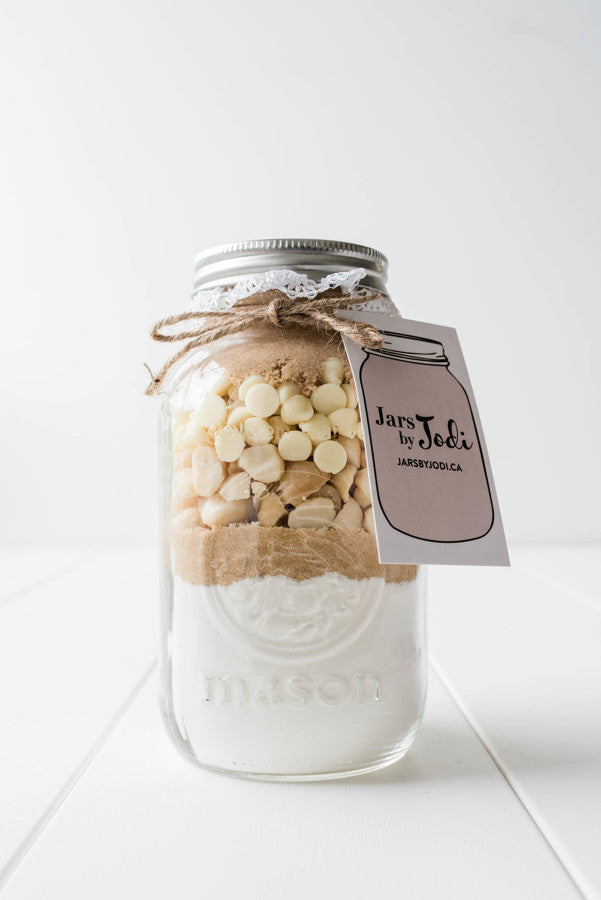 White Chocolate Macadamia Nut Cookies - Regular Size