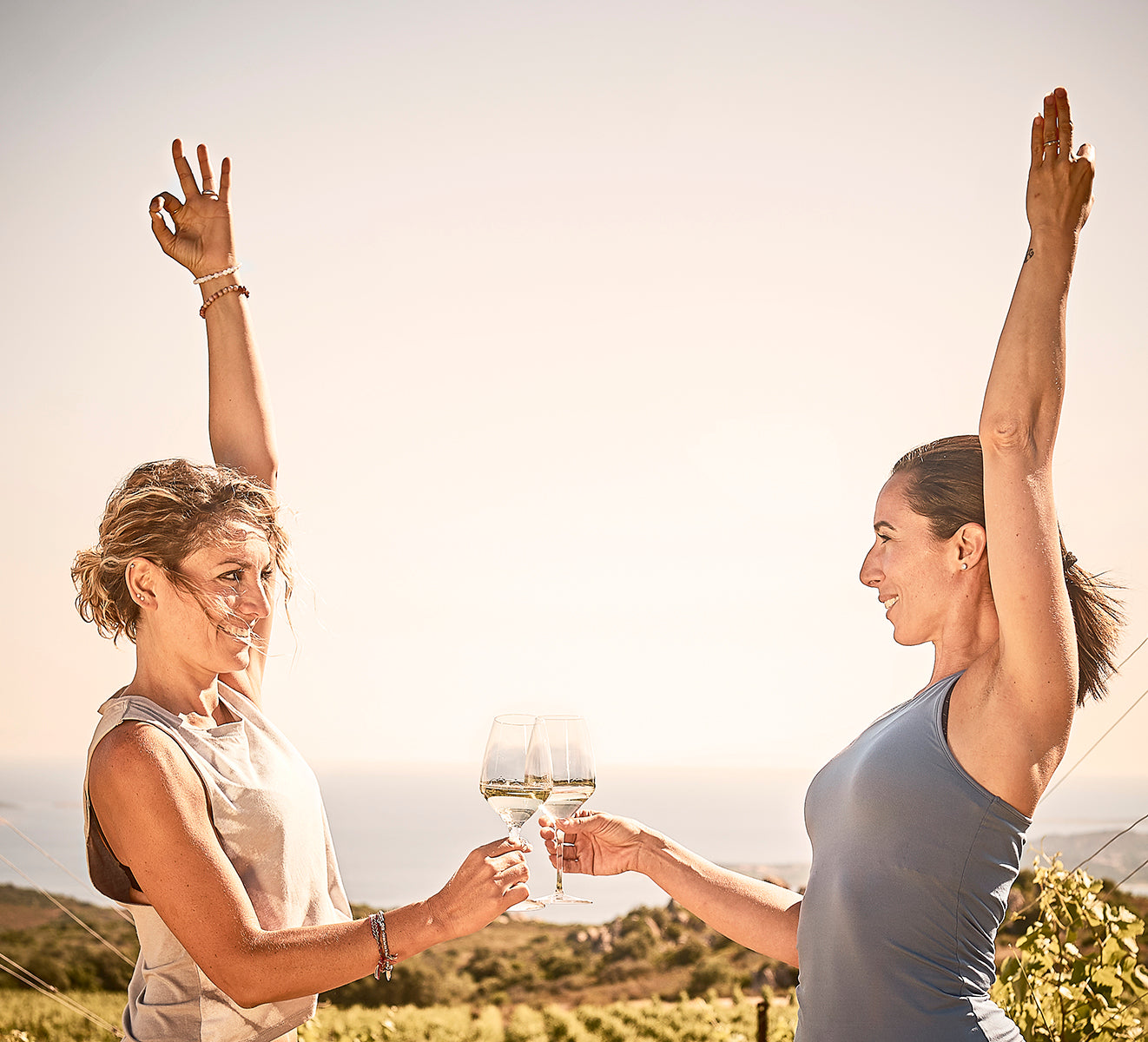 Wellness with Wine