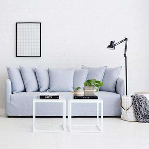 Cover Only - Bronte Sofa - Blue