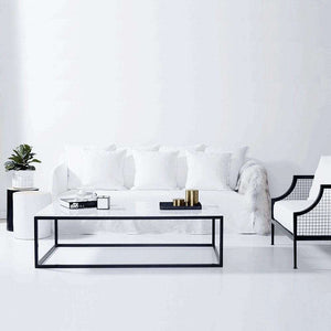 Cover Only - Bronte Sofa - White
