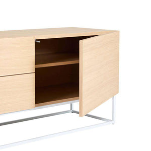 Balmain TV/Entertainment Unit - American Oak