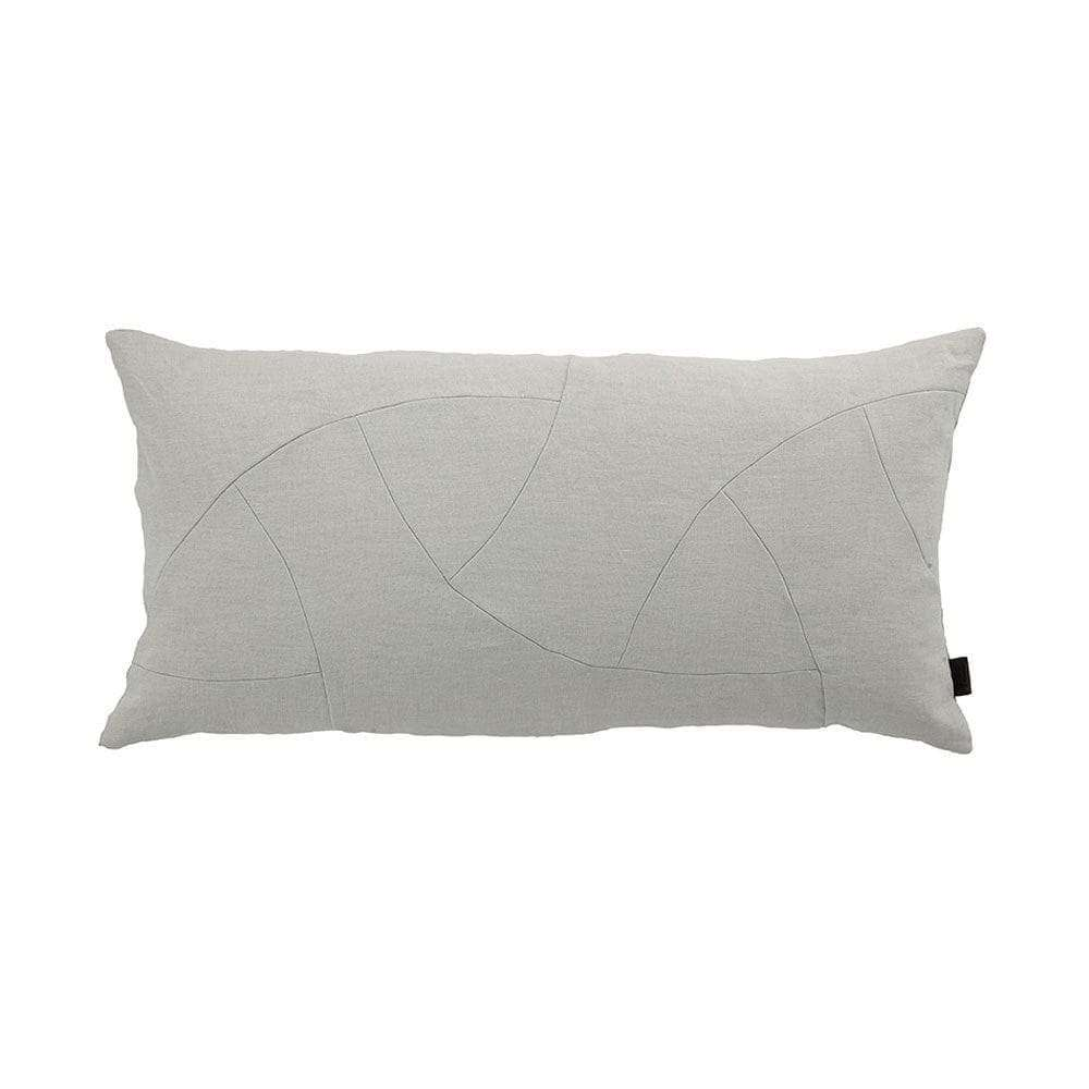 By Lassen Flow Cushion in Sand- 35 x 70