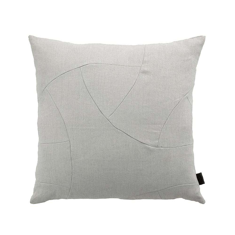 By Lassen Flow Cushion in Sand- 50 x 50