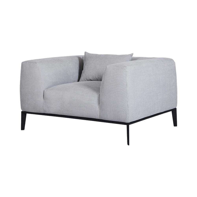 Danielle Armchair - Grey