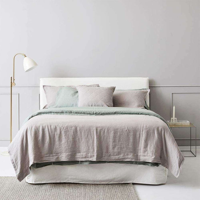 Everything Bed Linen Set - Agave/Pebble