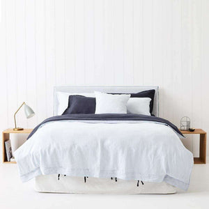 Everything Bed Linen Set - Ink/Sky Blue