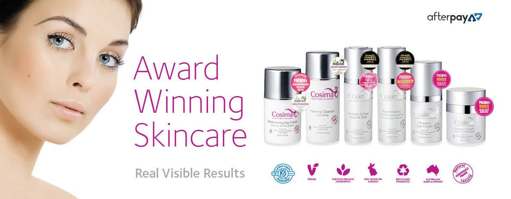 COSIMA - ADVANCED ORGANIC COSMECEUTICALS