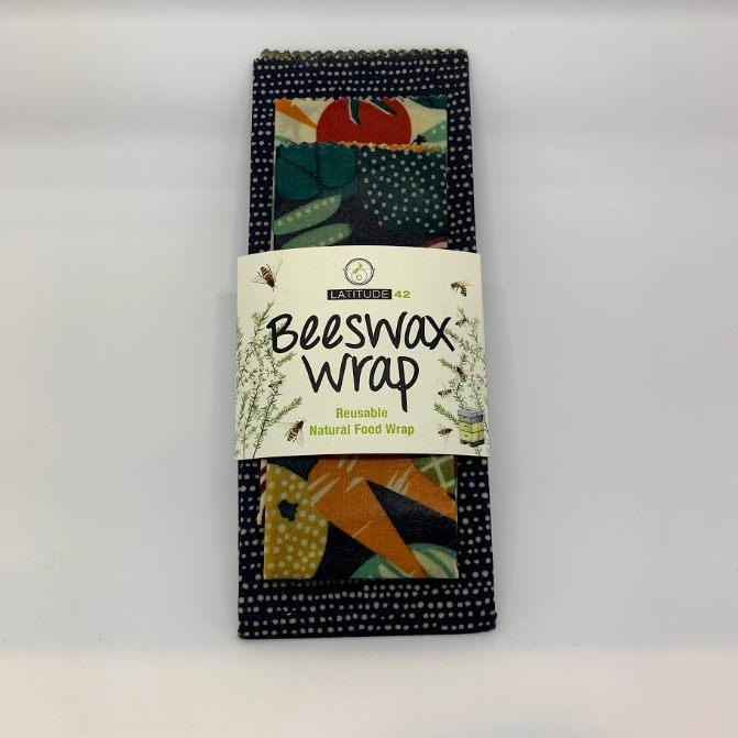 3 Pack of Beeswax Wraps