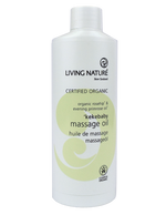 Organic Baby Massage Oil 100ml