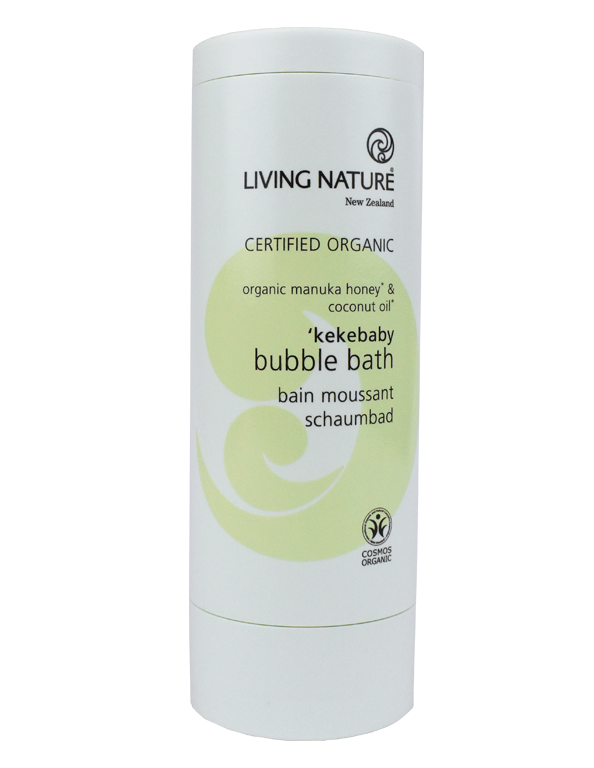Organic Kekebaby Bubble Bath 100ml