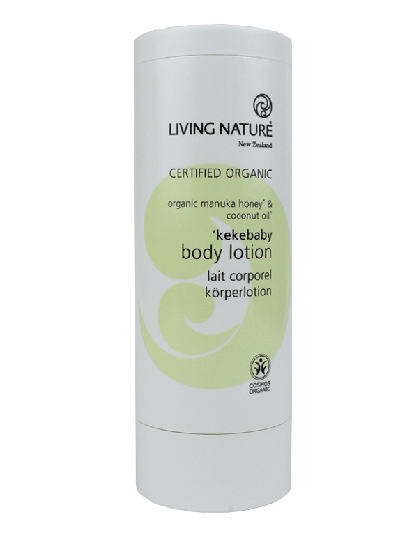 Organic KekeBaby Body Lotion 100ml