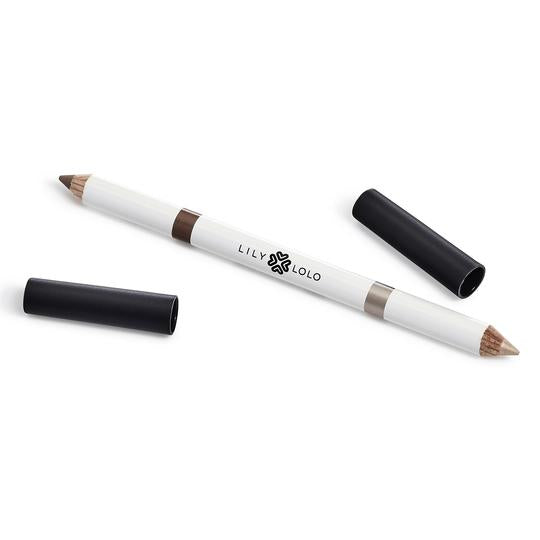 Duo Brow Pencil Medium with Highlighter