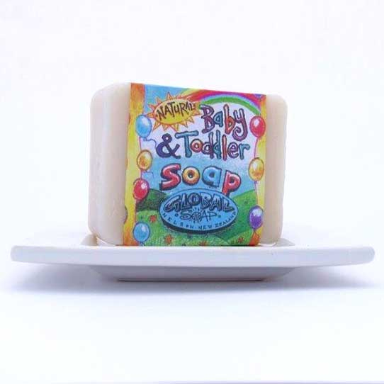 Natural Baby and Toddler Soap