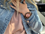 Bobo Bird Womens Wooden Watch