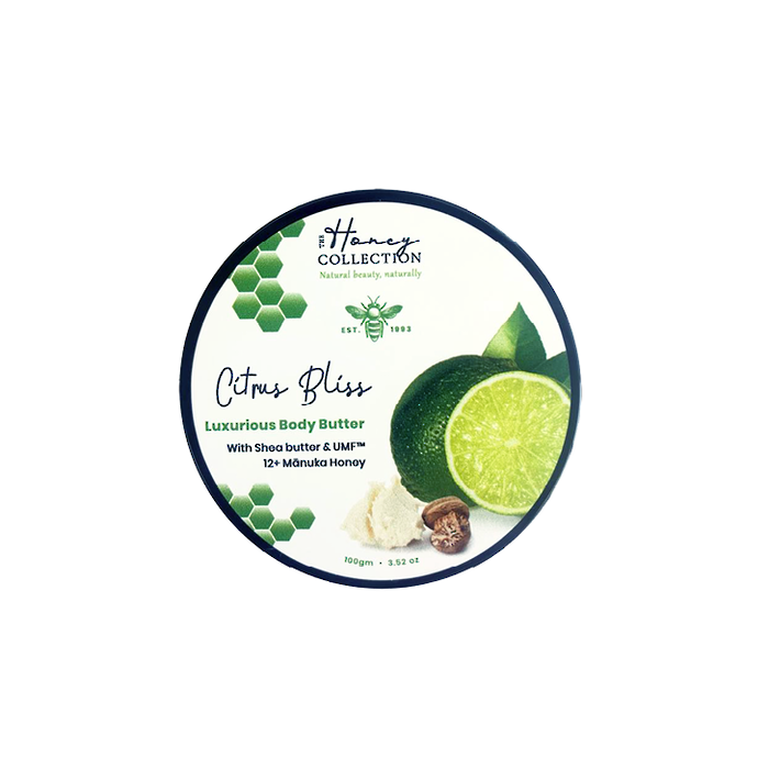 Citrus Bliss Luxurious Body Butter - Limited Edition