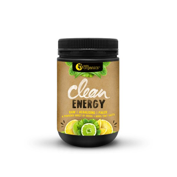 Clean Energy Pre-workout Powder 150g