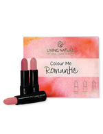 Colour Me Romantic - Lipstick Set