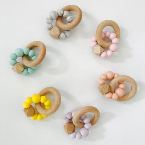 Natural Baby Duet Teether