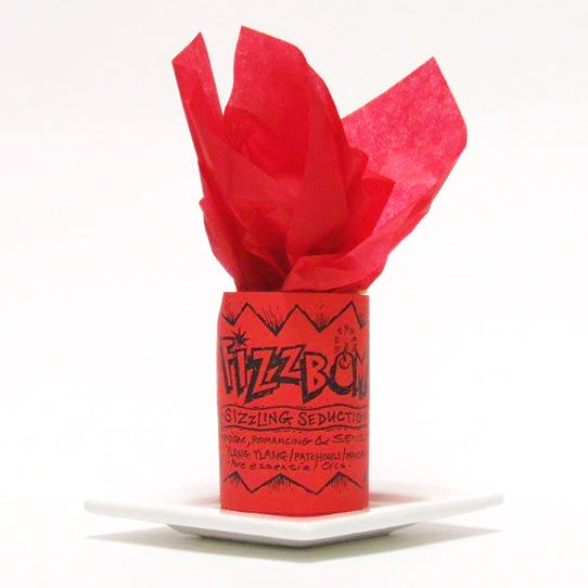 Sizzling seduction bath bomb romance and sensual handmade and natural