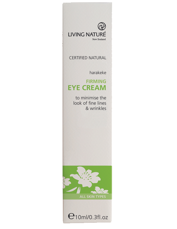 Living Nature Firming Eye Cream 10ml