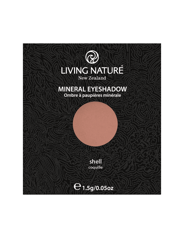 Mineral Eyeshadow - Shell (Shimmer - Creamy Pink)