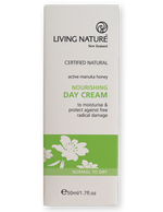 Living Nature Nourishing Day Cream 50ml