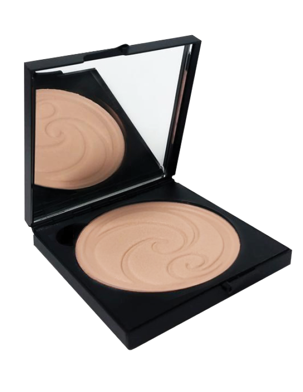 Natural Pressed Powder Living Nature Light Luminous