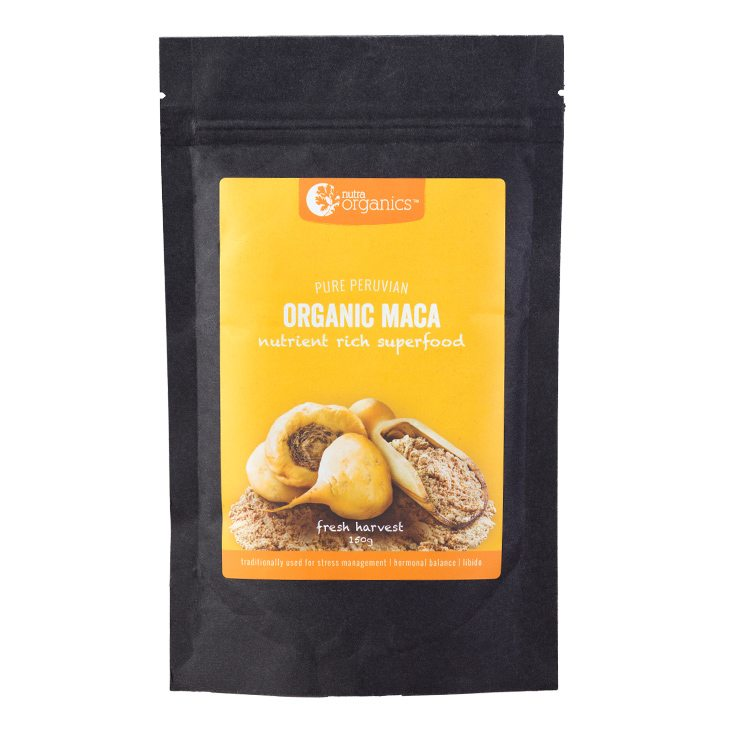 Organic Maca Powder 150g Nutrient Rich Superfood