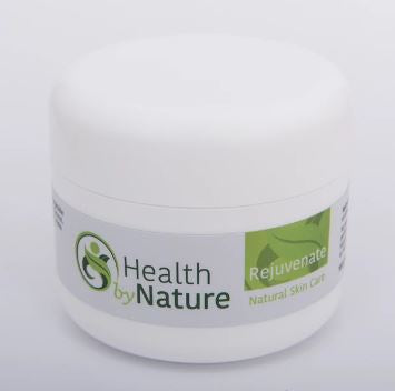 Rejuvenate Natural Skincare Cream