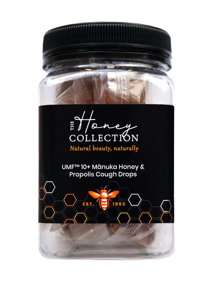 Natural Manuka Honey and Propolis Cough Drops