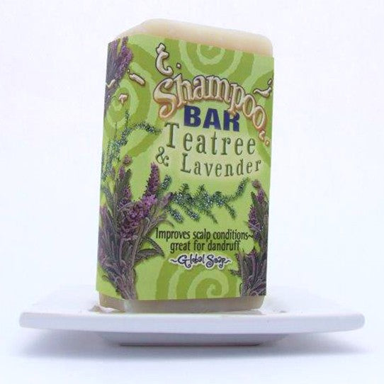 Teatree and Lavender Shampoo Bar 130g