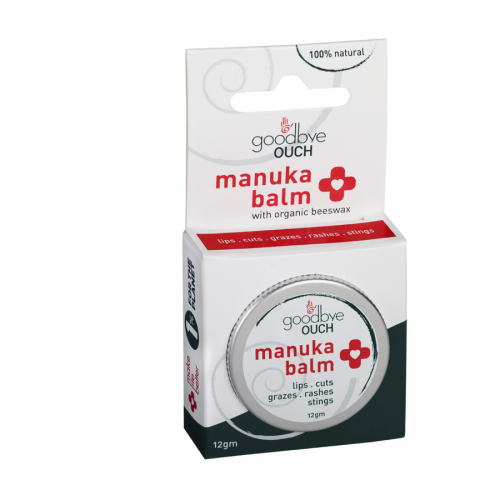 Goodbye Ouch Manuka Balm 12g Tin