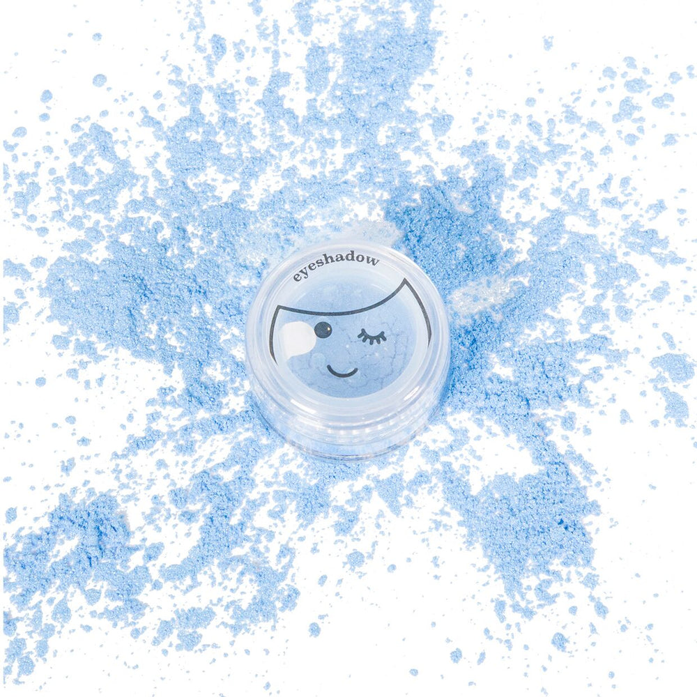 Kids Blue Shimmer Eyeshadow