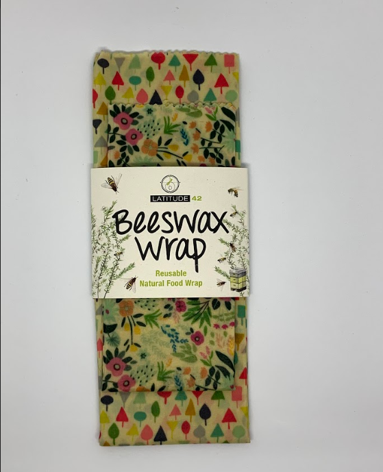 Two Pack of Beeswax wraps