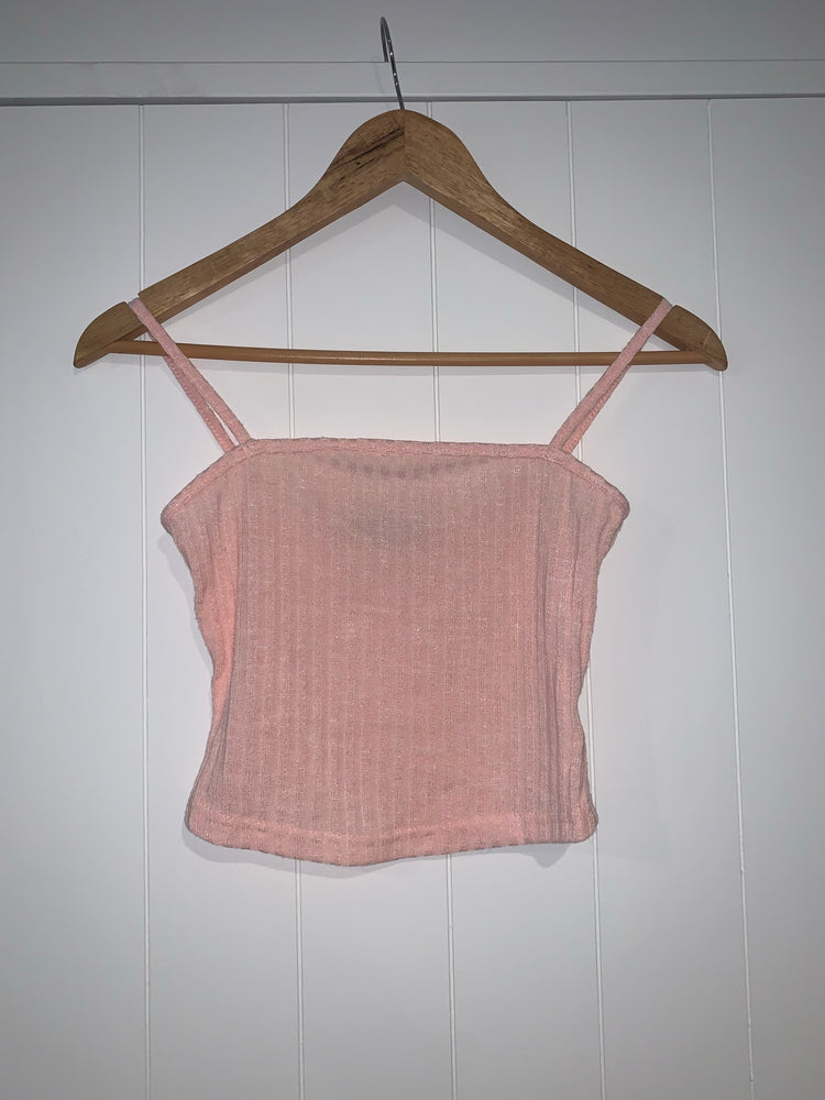 pre loved clothing shein singlet knit crop womens clothes