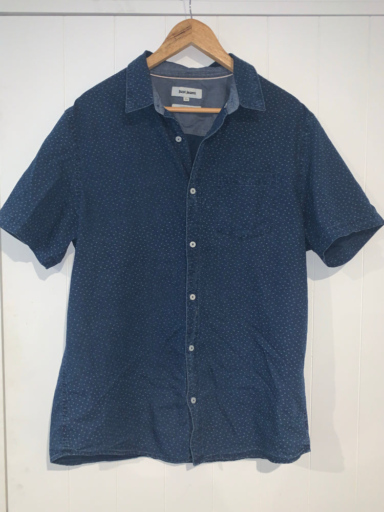 Just Jeans Men's Shirt
