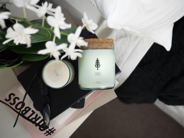 Lindis Lupin Candle