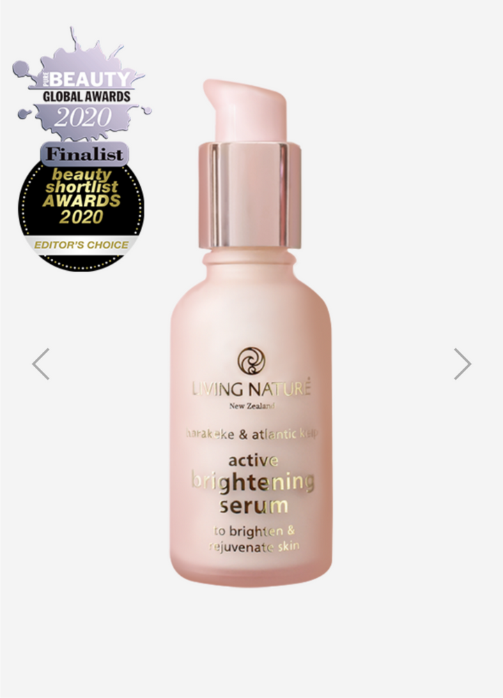 Active Brightening Serum