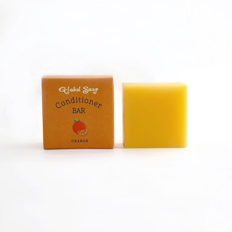Conditioner Bar - Orange