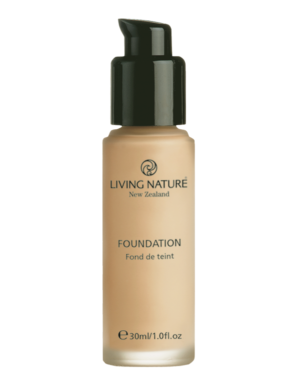 Natural Foundation - Pure Buff